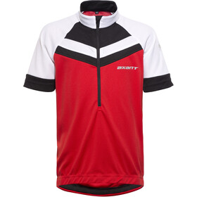 axant Elite Bike Jersey svart Barn red/black